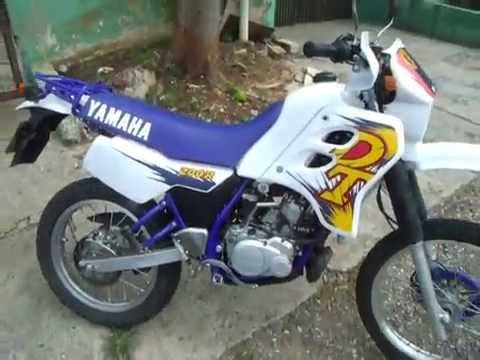 yamaha dt 200 parts manual