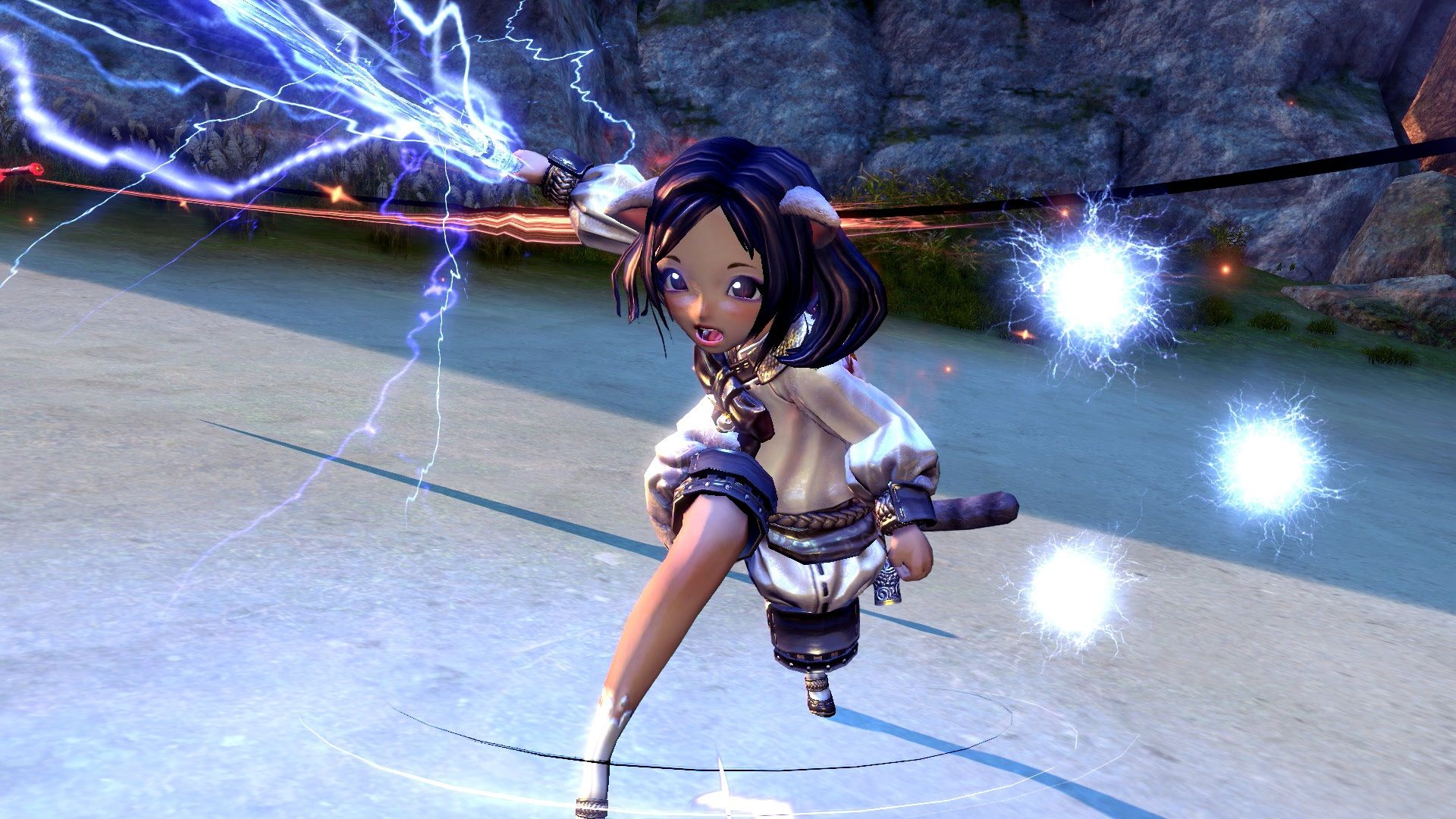Blade and soul how to carry lyn