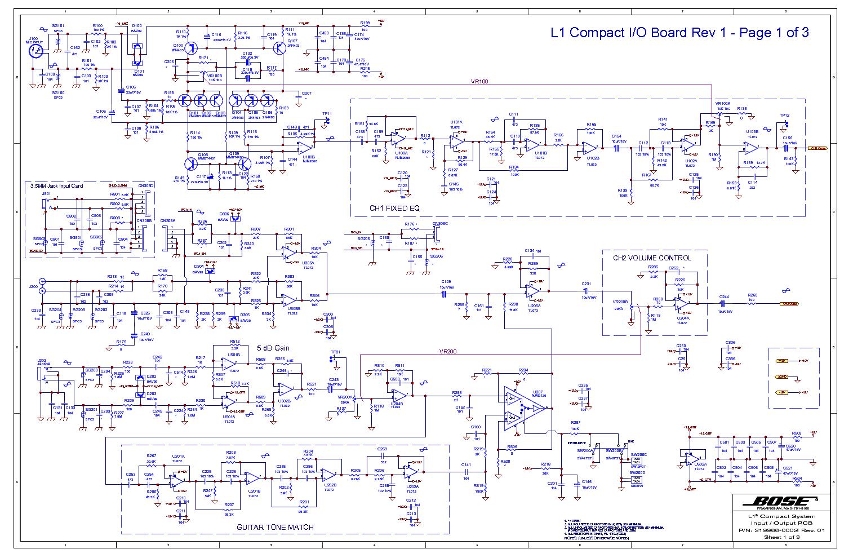 bose l1 classic service manual