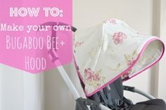 Bugaboo bee canopy instructions