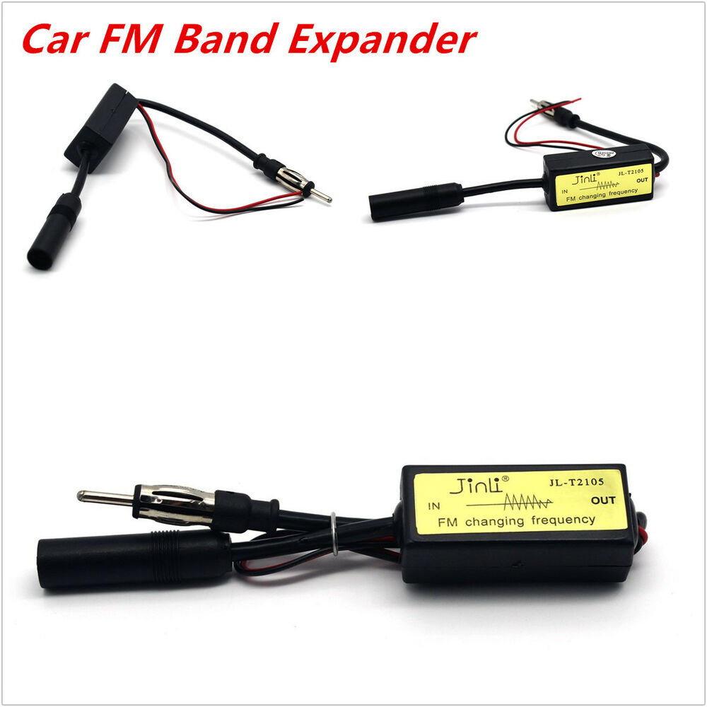 fm band expander installation instructions