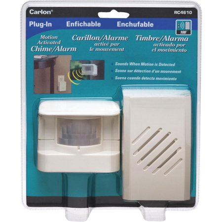 carlon wireless door chime manual
