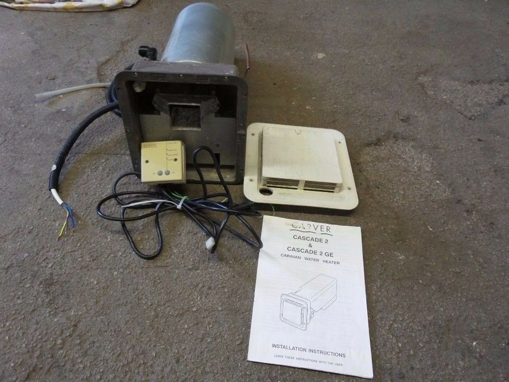 cascade 40 water heater manual