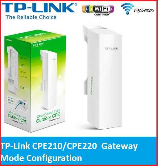 manually set up tp link router windows 10