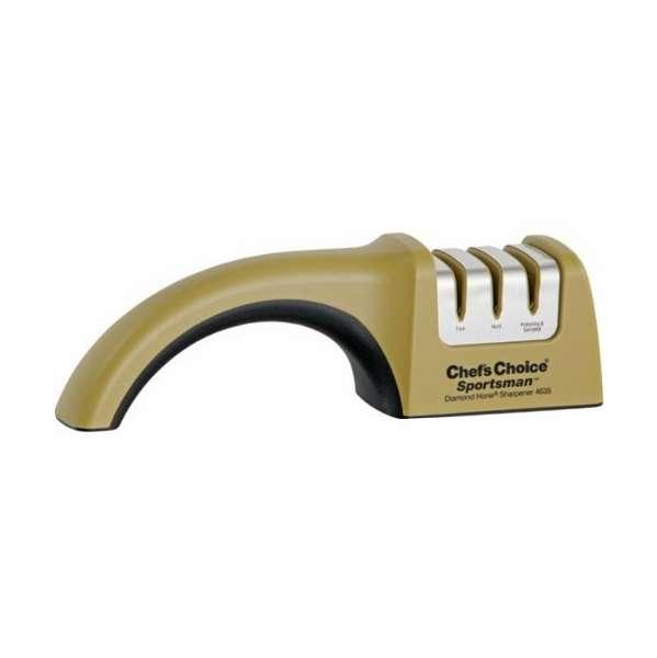 Chefs choice knife sharpener manual