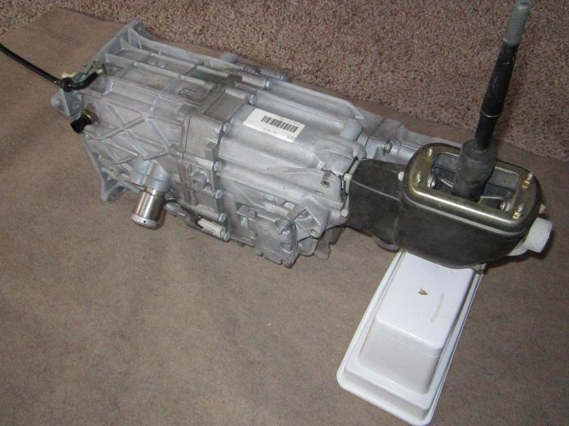 chevy zf 6 speed manual transmission