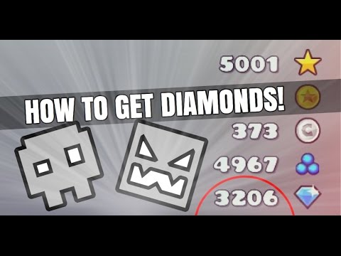 Choices how to get diamond