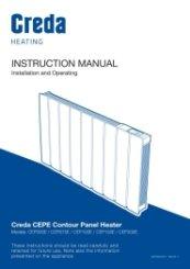 creda storage heater instruction manual