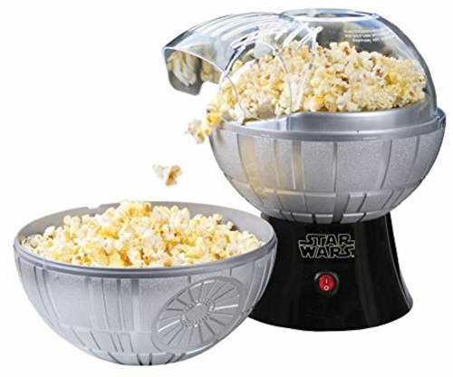 cuisinart collapsible popcorn maker instructions