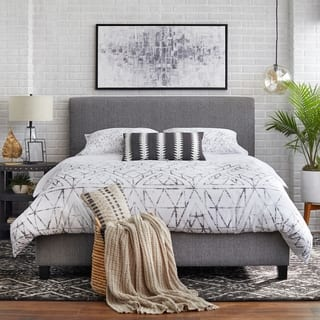 emery contemporary upholstered platform bed intallation manual