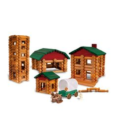 Free lincoln log building instructions
