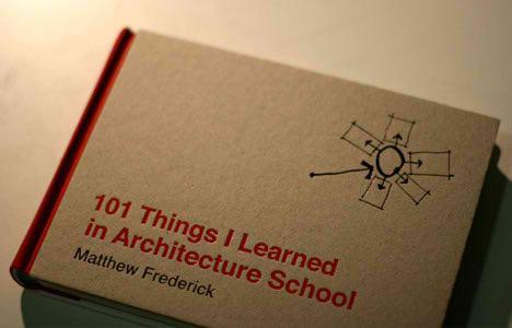 101 things i learned in architecture school matthew frederick pdf