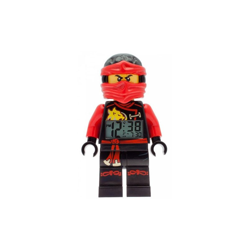 lego ninjago alarm clock instructions