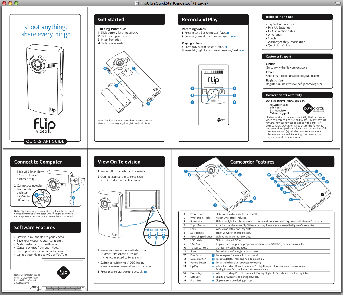 design instruction manual free