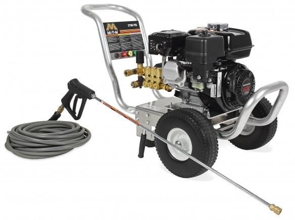 Mi tm 4000 psi pressure washer manual