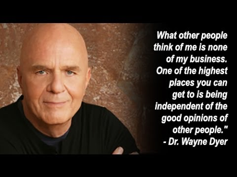 Dr wayne dyer quotes pdf