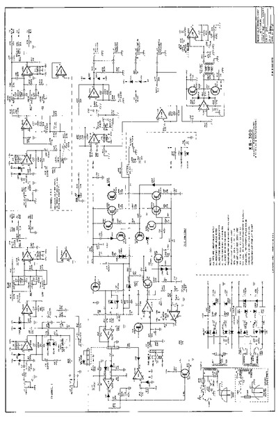 peavey kb 300 manual pdf