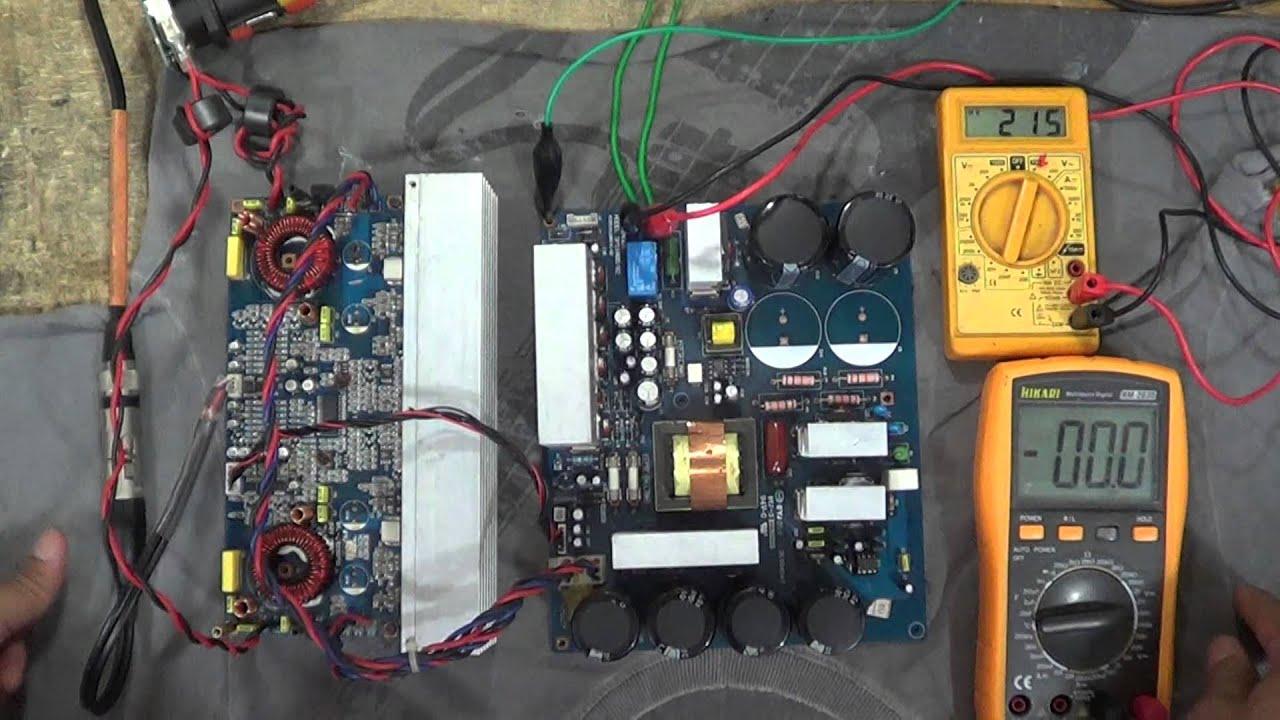 behringer europower pmp4000 service manual