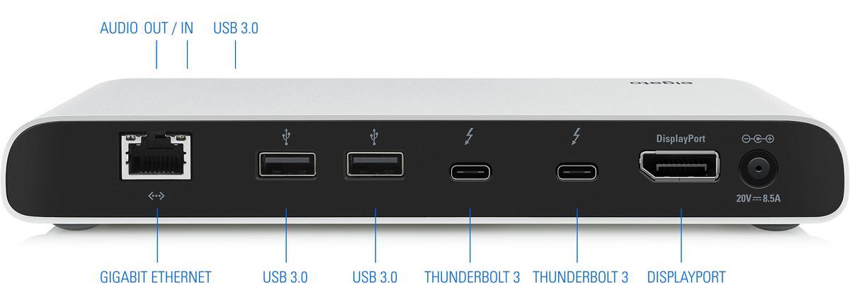 Elgato thunderbolt 2 dock manual