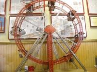 erector motorized ferris wheel instructions