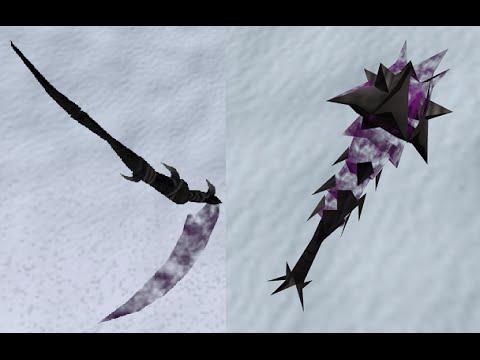 Runescape how to make noxious scythe