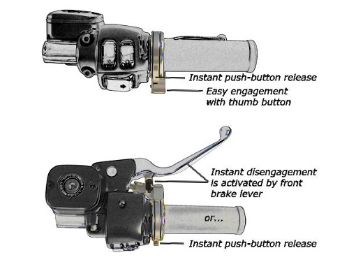 Kings throttle controller instructions