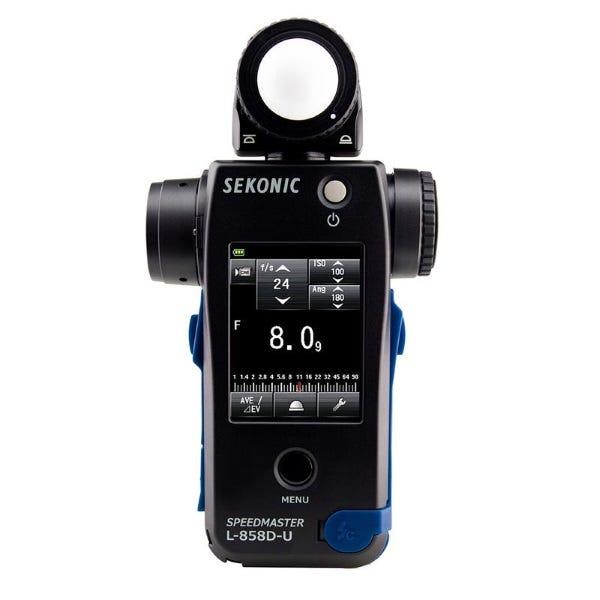 sekonic litemaster pro l-478d-u light meter manual