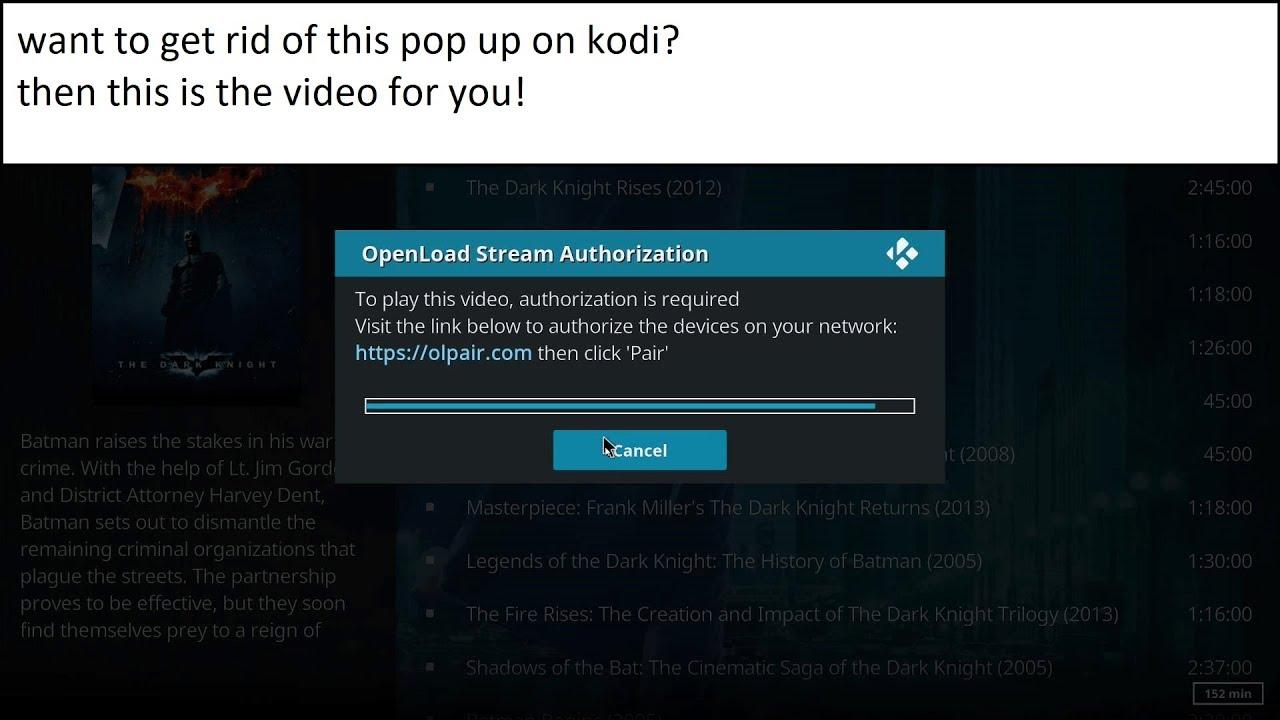 Kodi how to add video source