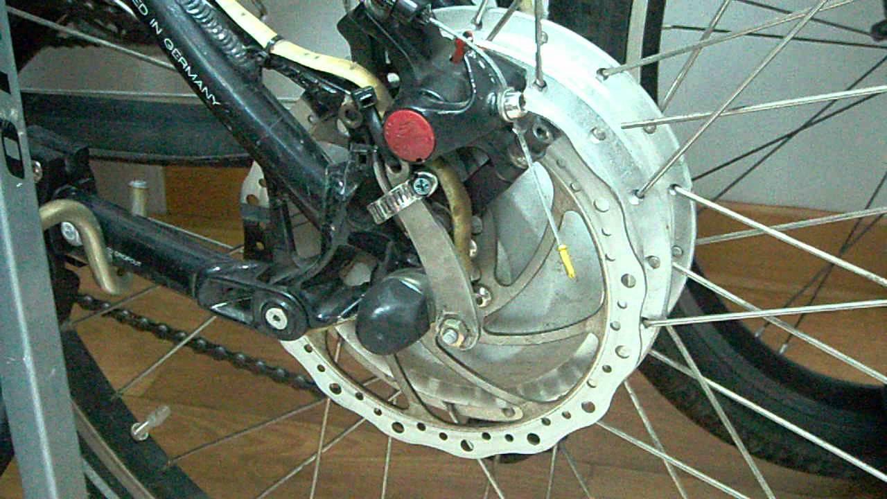 avid bb5 mechanical disc brakes manual