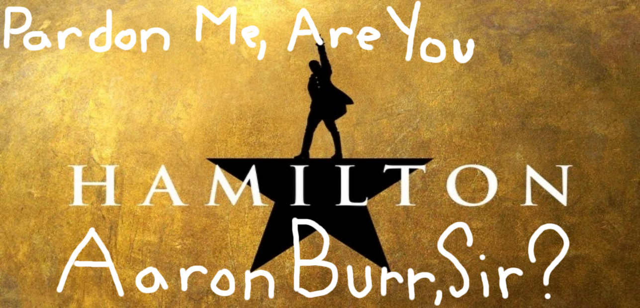 Aaron burr sir lyrics pdf