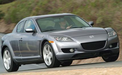 2007 mazda rx 8 owners manual