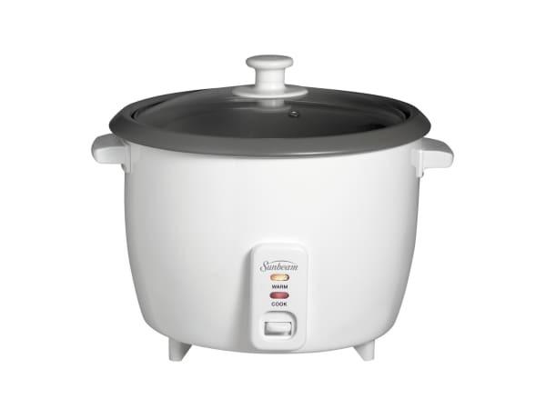 sunbeam rice cooker instructions