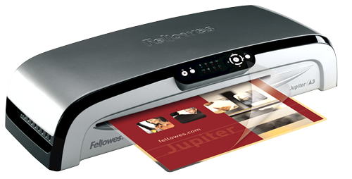 fellowes jupiter a3 laminator operating instructions