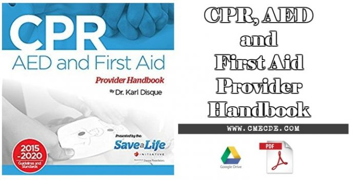 First aid cpr and aed advanced pdf