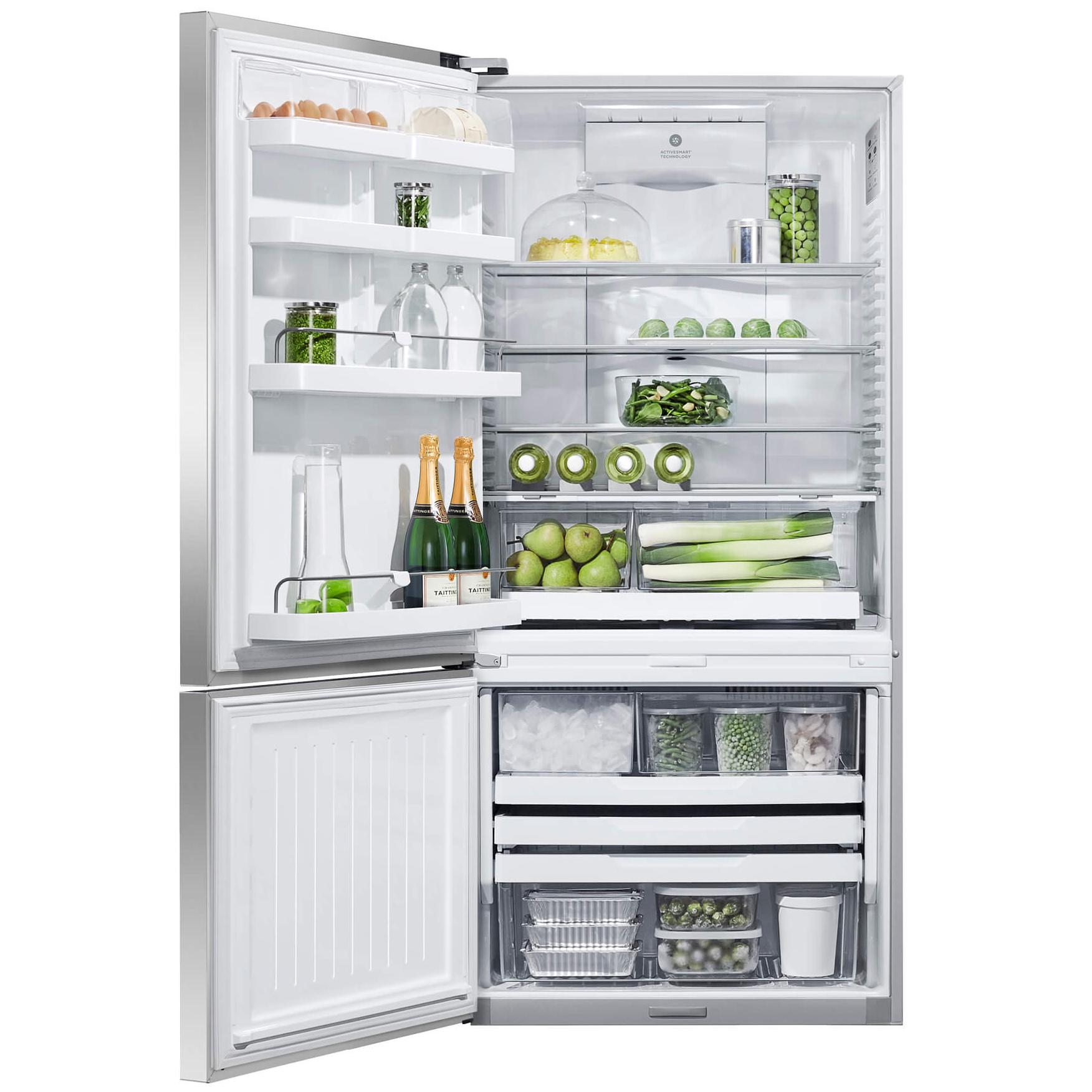 fisher and paykel p 120 fridge instructions