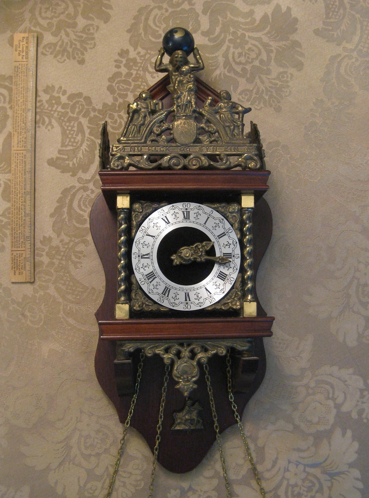 franz hermle clock instructions