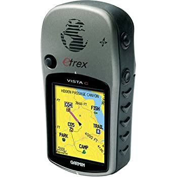 garmin etrex vista c manual download