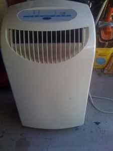 garrison 9000 btu portable air conditioner user manual