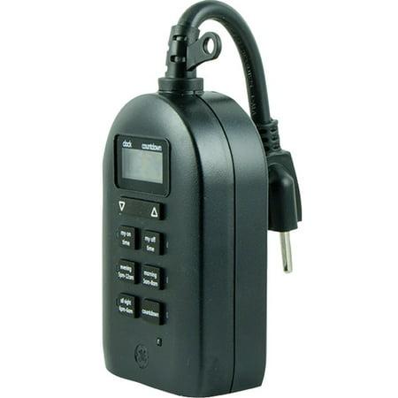 ge digital timer 15270 instructions