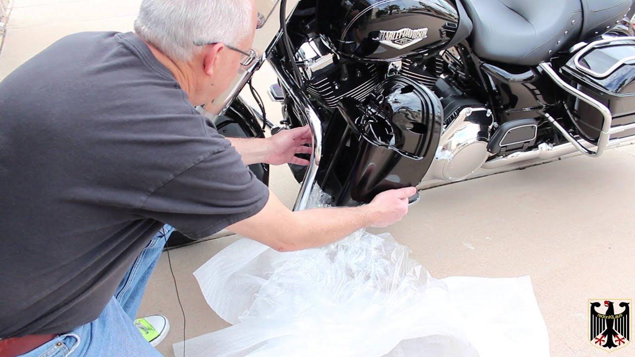 Harley davidson lower fairing installation instructions