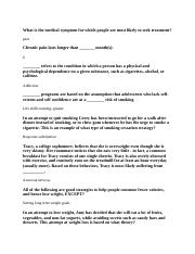 Health psychology lecture notes pdf