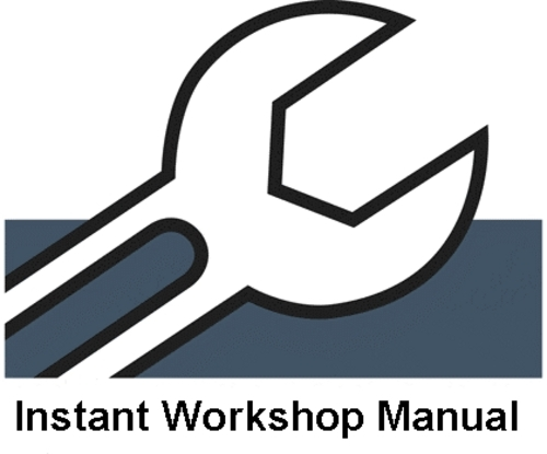 holden rodeo repair manual free download