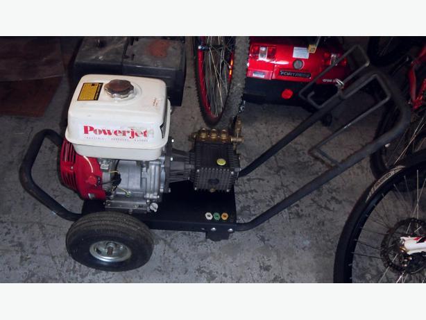 honda gx340 pressure washer manual