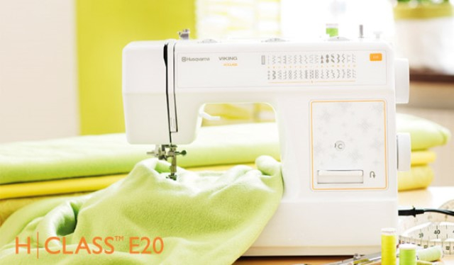 husqvarna viking e20 sewing machine manual