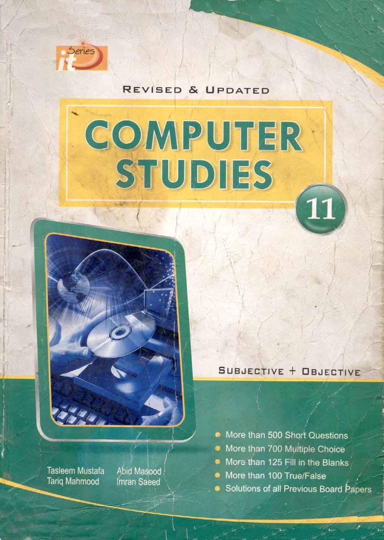 Ics computer science book pdf