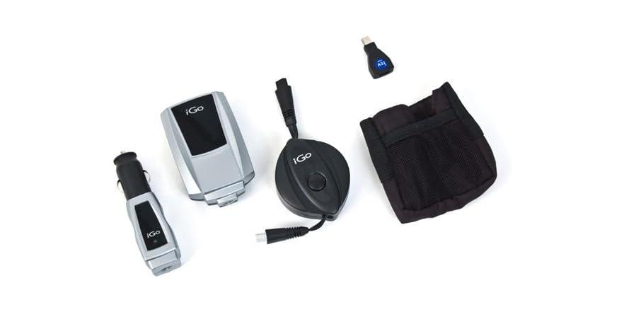 Igo ac power adapter manual