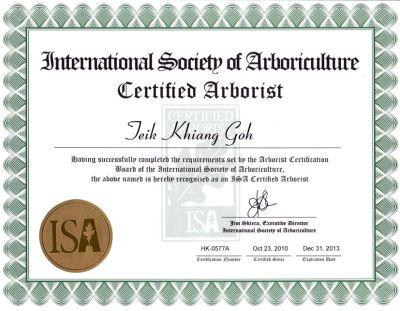 Isa tree risk assessment manual