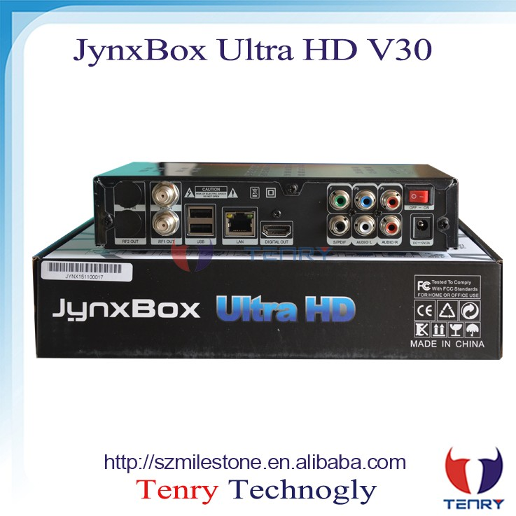 jynxbox ultra hd v30 manual