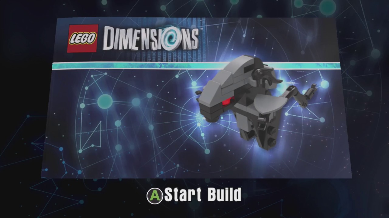 lego dimensions fun pack instructions lego movie