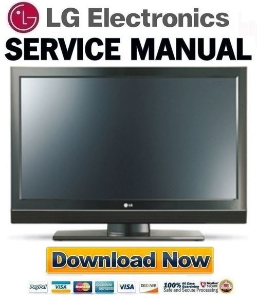 lg led tv manual pdf